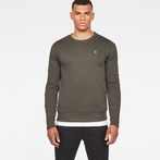 G-Star RAW® Motac-X Sweat Grey model front