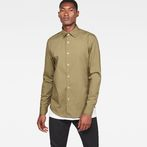 G-Star RAW® Core Super Slim Shirt Green