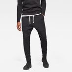 G-Star RAW® 5622 Us Sweat Pants Black model front
