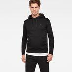 G-Star RAW® Motac-X Hooded Sweat Black model front