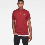 G-Star RAW® Dunda Slim Polo Red