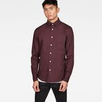 G-Star RAW® Core Super Slim Shirt Purple