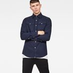 G-Star RAW® 3301 Shirt Dark blue