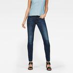 G-Star RAW® Midge Cody Mid Waist Skinny Jeans Dark blue
