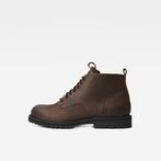 G-Star RAW® Core Derby Boot II Brown side view