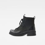 G-Star RAW® Roofer II Boots Black side view