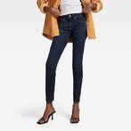 G-Star RAW® Arc 3D Mid  Waist Skinny Jeans Dark blue