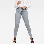 G-Star RAW® G-Star Shape High Waist Super Skinny Jeans Light blue