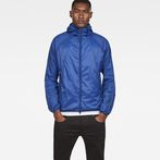 G-Star RAW® Ozone Jacket Medium blue model front
