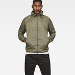 G-Star RAW® Ozone Jacket Green model front