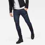 G-Star RAW® Rackam Skinny Jeans Dark blue
