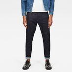 G-Star RAW® Bronson Tuxedo Slim Pants Dark blue model front