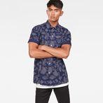 G-Star RAW® Core Straight Service Shirt Dark blue