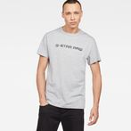 G-Star RAW® Loaq T-Shirt Grey model front