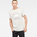 G-Star RAW® Cadulor T-Shirt White model front