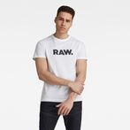 G-Star RAW® Holorn T-Shirt White model front