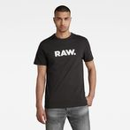 G-Star RAW® Holorn T-Shirt Black model front