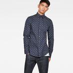 G-Star RAW® Core Super Slim Shirt Dark blue