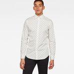 G-Star RAW® Core Super Slim Shirt White