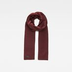 G-Star RAW® Effo Heather Scarf Red