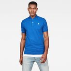 G-Star RAW® Dunda Slim Polo Medium blue