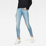 G-Star RAW® 3301 Low Waist Skinny Jeans Light blue