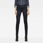 G-Star RAW® G-Star Shape High Super Skinny Jeans Black