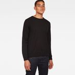 G-Star RAW® Core Knit Black model front