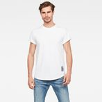 G-Star RAW® Swando New Relaxed T-Shirt White model front