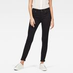 G-Star RAW® G-Star Shape High Waist Super Skinny Jeans Black