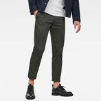 G-Star RAW® Bronson Slim Chino Green model front