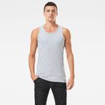 G-Star RAW® Base Tanktop 2-Pack Grey model front