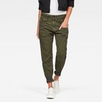G-Star RAW® Army Radar Strap Relaxed Pants Green model front