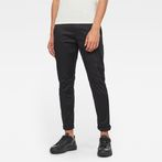 G-Star RAW® Bronson Slim Chino Black model front