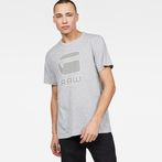 G-Star RAW® Cadulor T-Shirt Grey model front