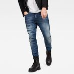 G-Star RAW® D-Staq 3D Skinny Jeans Dark blue