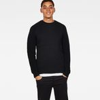 G-Star RAW® Suzaki Pro Knit Black model front