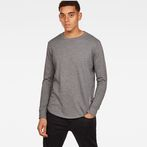 G-Star RAW® Swando Relaxed T-Shirt Grey model front