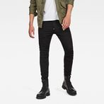G-Star RAW® 5620 G-Star Elwood 3D Skinny Jeans Black