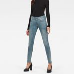 G-Star RAW® Lynn Mid Skinny Jeans Medium blue
