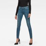 G-Star RAW® Lynn Mid Skinny Jeans Dark blue
