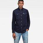 G-Star RAW® 3301 Slim Shirt Dark blue