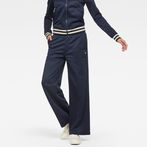 G-Star RAW® Lucay Wide Track Pant Dark blue model front