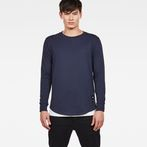 G-Star RAW® Swando Relaxed T-Shirt Dark blue model front