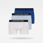 G-Star RAW® Tach Trunk 3-Pack Multi color front bust