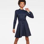 G-Star RAW® Core Flare Dress Dark blue