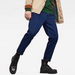 G-Star RAW® Bronson Service Straight Tapered Pants Dark blue model front