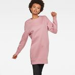 G-Star RAW® Lajla Ann Sweat Dress Pink