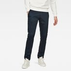 G-Star RAW® Bronson Slim Chino Medium blue model front