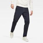 G-Star RAW® Bronson Straight Tapered Chino Dark blue model front